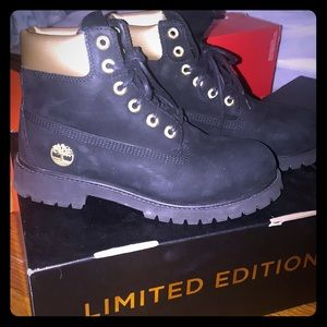 LIMITED EDITION Timberlands Boots